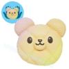 I395 สกุชชี่ Kumatan Melon Buns ขนาด 18 cm (Super Soft) ลิขสิทธิ์แท้
