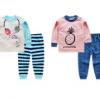 รีวิวชุดนอนเด็กแบบน่ารัก ผ้านิ่มมาก มาใหม่พร้อมส่ง สำหรับเด็ก 6 เดือน ถึง 4 ปี