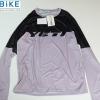 เสื้อคอกลม เสื้อวิ่ง เสื้อปั่นจักรยาน ขนาด L ลดราคา รหัส J21 ราคา 190 ส่งฟรี ลงทะเบียน