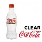M158 Coca-Cola Clear โค้กน้ำใสไร้สี
