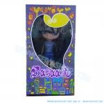 BR006 ตุ๊กตา บลายธ์ Blythe คละแบบ 1 เซ็ท ผมสีดำ