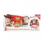 SU009 Zaini Chocolate Egg Surprise ไข่ เซอร์ไพร์ส ช๊อคโกแล๊ค พร้อมของเล่นสุดฮิต - ToyStory