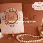 การ์ดแต่งงานเคทอง/เงิน(29-0021,29-0022,29-0026)