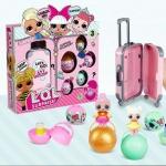 LO061 L.O.L luggage ตุ๊กตา LOL เซอร์ไพร์ส