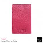 Fushia(บานเย็น) - Personal Name Card Holder