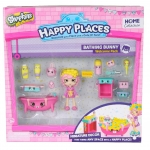 SA007 (งานแท้) shopkins happy places Bathing bunny