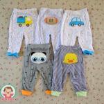 ไซส์ 3-6 เดือน กางเกงขายาวเด็ก คาร์เตอร์ แพ็ค 5 ตัว