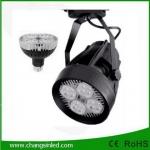 โคมไฟ LED Track Light PAR30 35W รุ่นCSA โคมสีดํา