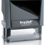 ตรายางหมึกในตัว TRODAT 4912 (47x18 mm)