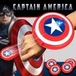 TMA02 ของเล่น ซุปเปอร์ฮีโร่ ถุงมือโล่ Captain america (กัปตันอเมริกา)