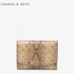 กระเป๋าสตางค์สั้น CHARLES & KEITH SMALL ENVELOPE WALLET CK6-10770242 ใหม่ ชนชอปสิงคโปร์ 2017