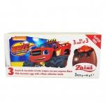 SU074 Chocolate Egg Surprise ไข่ เซอร์ไพร์ส ช๊อคโกแล๊ค พร้อมของเล่นสุดฮิต-Blaze