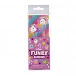 SMJ023 หูฟัง Unicorn smiggle Funky Earbuds