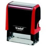 ตรายางหมึกในตัว TRODAT 4913 (58x22 mm)