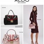กระเป๋าถือ ALDO THEANG Across Body Bag ปัก สะพาย รุ่นใหม่ล่าสุด