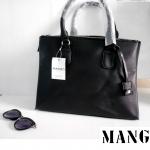 กระเป๋า Mango Tote Bag 2015 หนัง สีสันสดใส Collection ใหม่ ยี่ห้อ Mango City Tote Bag พร้อมส่ง ที่ไทยล่ะจร้า รุ่นนี้ชนชอป