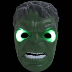 TMH02 หน้ากาก HULK มีไฟ ของเล่นซุปเปอร์ฮีโร่