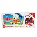 SU015 Zaini Chocolate Egg Surprise ไข่ เซอร์ไพร์ส ช๊อคโกแล๊ค พร้อมของเล่นสุดฮิต - Donald Duck