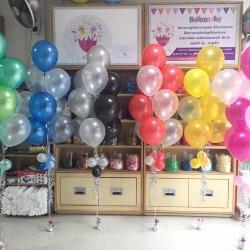 ลูกโป่งวันเกิด ปาร์ตี้ ราคาต่อช่อ BT 526
