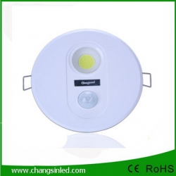 ไฟ LED Ceiling Light 7W Motion Sensor