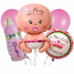 ลูกโป่งแรกเกิด New Born BN 154