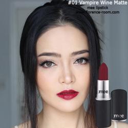 Mee Hydro Matte Lip Color #01 Vampire Wine Matte