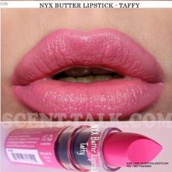 NYX Butter lipstick #Taffy