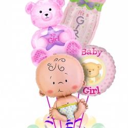 ลูกโป่งแรกเกิด New Born BN 103