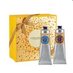 L'OCCITANE Shea Butter Hand & Foot Cream Set