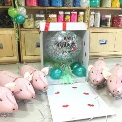 balloonbox ไม่รวมหมู ตัวล่ะ150