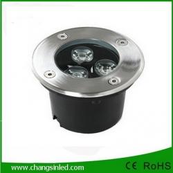 โคมไฟ LED แบบฝังพื้น DC12v 3w