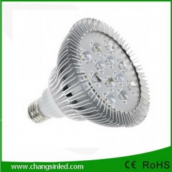 ไฟ LED E27 PAR38 Aluminium 12w.