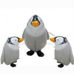 ลูกโป่งเพนกวิน พร้อมขา