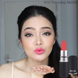 Mee Hydro Matte Lip Color #10 Tuesday Matte
