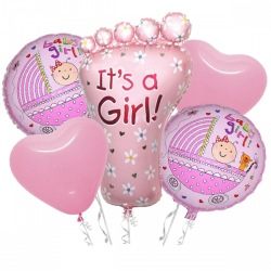 ลูกโป่งแรกเกิด New Born BN 155