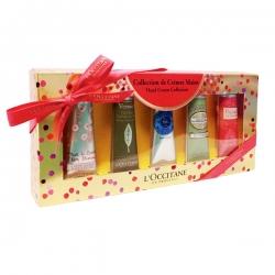 ครีมบำรุงมือและเล็บ L'occitane Soft & Tender Hand Cream Set
