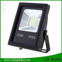 โคมไฟ LED Slim Flood Light Eco Series 10w