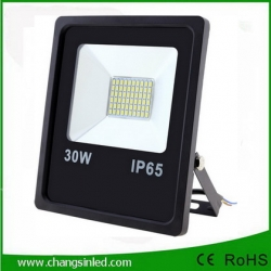 โคมไฟ LED Slim Flood Light Eco Series 30w