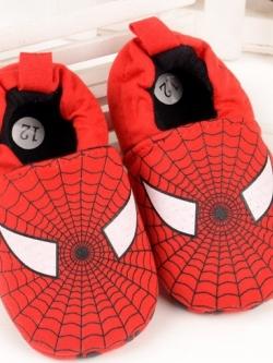 [ไซส์ 12 13 ซม.] รองเท้าหัดเด็กแบบผ้านุ่ม ใส่สบาย มีกันลื่น