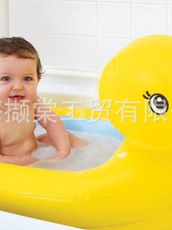Munchkin อ่างอาบน้ำเด็กแบบเป่าลม รูปเป็ด