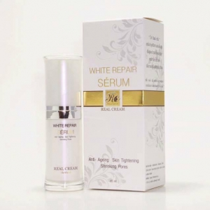 White Repair Serum รีเเพร์เซรั่ม 20 ml. เซรั่มหน้าเงาขาวใส