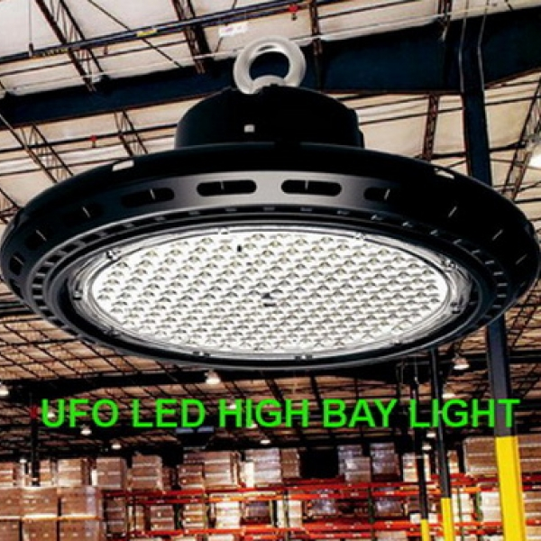 โคมไฟ LED High Bay Light UFO Design