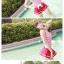 SM-V1-124 ชุดว่ายน้ำแฟชั่น คนอ้วน เด็ก ดารา thumbnail 3