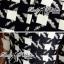 DR-LR-107 Lady Patt Formal Houndstooth Dress thumbnail 12