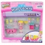 SA007 (งานแท้) shopkins happy places Bathing bunny thumbnail 1