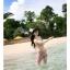 SM-V1-051 ชุดว่ายน้ำแฟชั่น คนอ้วน เด็ก ดารา thumbnail 9
