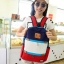 กระเป๋าเป้สะพายหลัง สีสันสดใสสไตล์เกาหลี thumbnail 2
