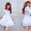 Dorothy White Dress thumbnail 5