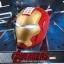 KA046 กระปุกออมสิน ตู้เซฟ ดูดเงินอัตโนมัติ ไอรอนแมน Iron man thumbnail 1