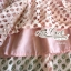 Pink lace dress skirt sweet by Aris Code A247-75E01 thumbnail 10